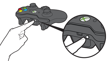 How to sync wireless Xbox 360 controller with PC/Steam?