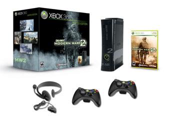 250 GB Modern Warfare 2 themed Xbox 360! – NuAngel net